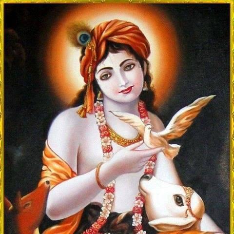 Wish u very happy shri krishan janmastami