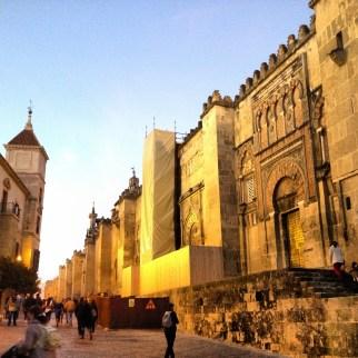 La Mezquita, Córdoba.