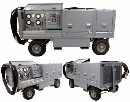 Air Force (Hydraulic Test Stands / Carts / Rigs)