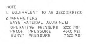 Aeroquip 3200 QDC