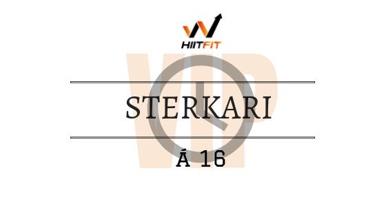 VIP: Sterkari á 16 – 2019