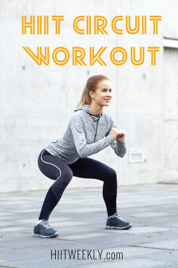 hiit circuit workout