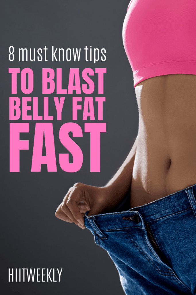 Unwanted belly fat is never welcome. try these 8 tips to lose your belly fat fast and say bye bye to your stomach fat for good!