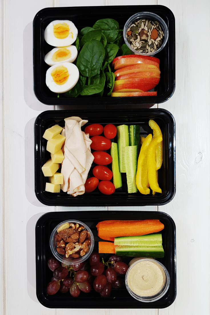 On The Go Healthy Protein Packed Snack Ideas