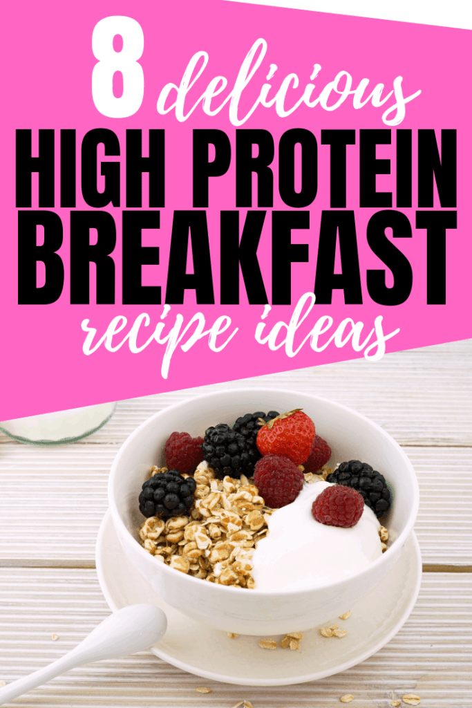 Looking for breakfast ides that are both high in protein and low in carbs? Check out these 8 great ideas to get you started complete with recipes. High protein breakfast recipes to lose weight.