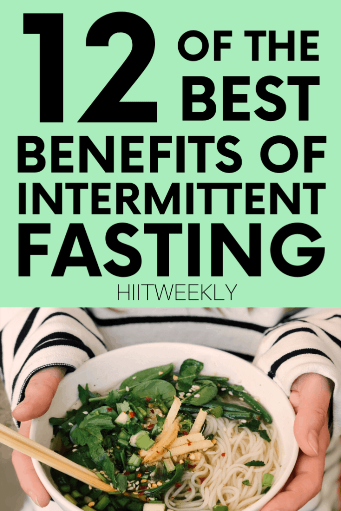 12 reasons why you should try intermittent fasting for yourself to see if you can benefit from its amazing health and weight loss benefits.