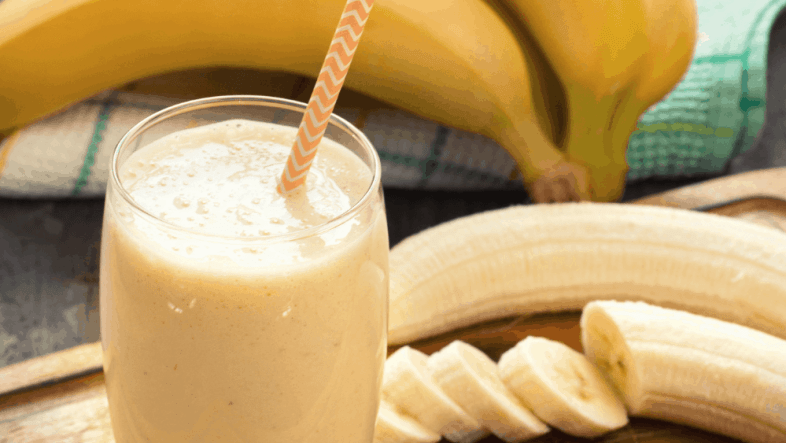 How to make your weight loss smoothie creamy.