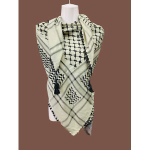Military Shemagh Head Neck Tactical Desert Scarf Wrap Unisex Sage Green