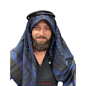 cotton one piece Muslim hijab