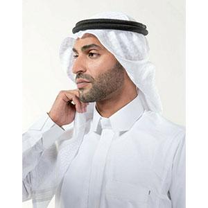 White Arafat arab scarf shawl Keffiyeh Kafiya shemagh palestine Igal Agal set