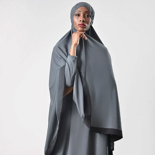 Women's Prayer Set – Grey.