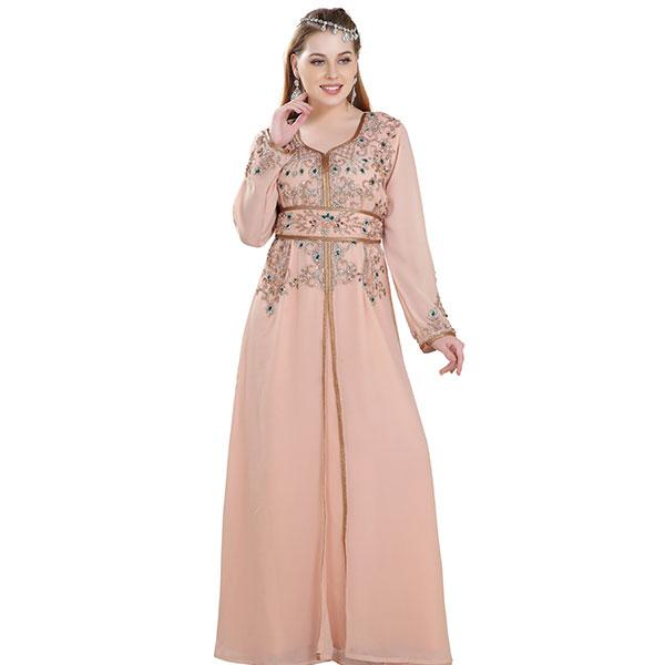 Henna Party Gown Wedding Caftan