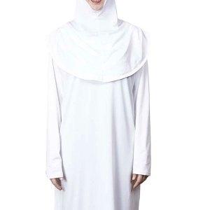 White abaya wholesale