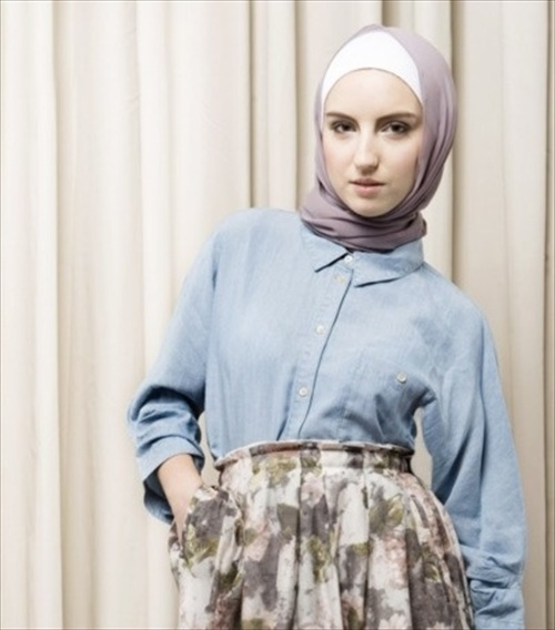 Hijab Fashion Hijabi Life