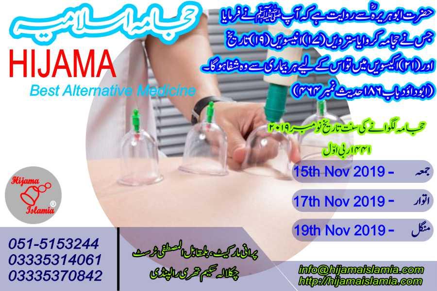 Sunnah Days November 2019