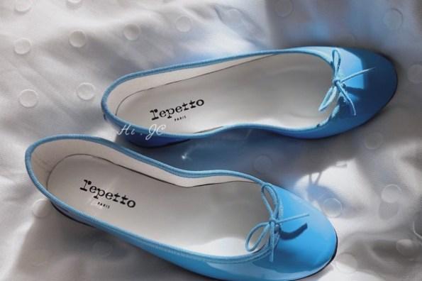 Repetto芭蕾舞鞋開箱+穿著心得、尺寸心得及購買資訊分享