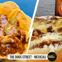 The dogs street en Mexicali