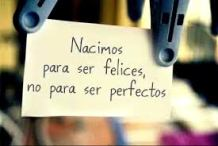 Felices no perfectos foto