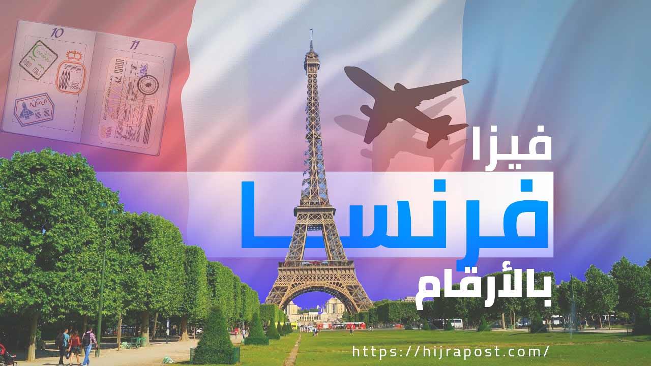 فيزا-فرنسا-بالأرقام