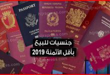 Photo of جنسيات للبيع .. اليكم 12 دولة يمكن شراء جنسيتها بأقل الأثمان