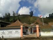 kantor pemerintahan desa ranu pani. deket sama musholla nih bray...