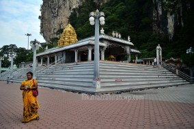 kuil pertama yg kami lihat
