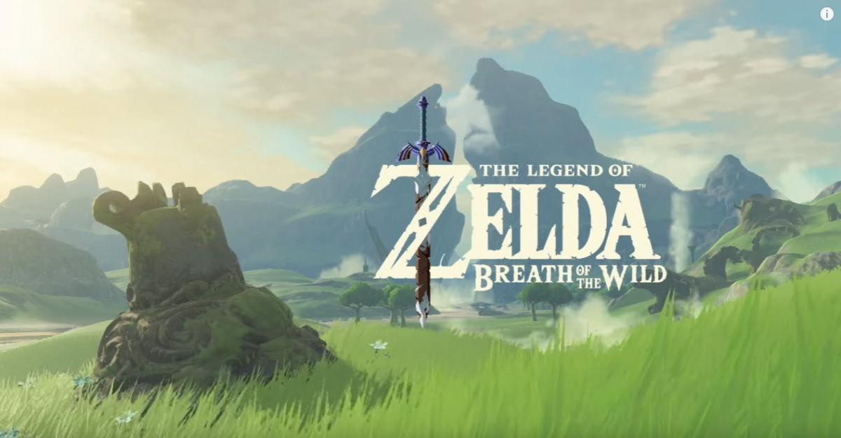Nintendo posts new Zelda game videos