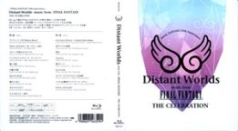 Distant Worlds music from FINAL FANTASY THE CELEBRATION [FLAC]