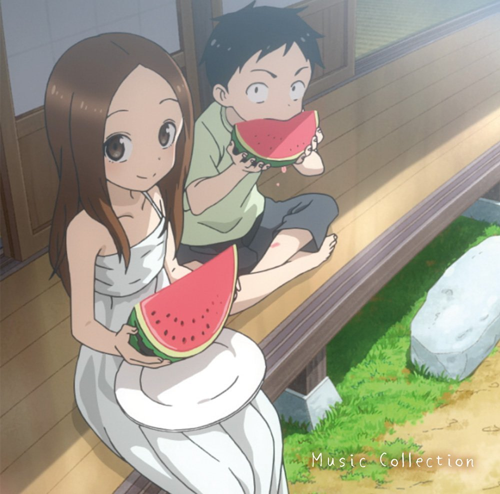 Karakai Jouzu no Takagi-san Music Collection