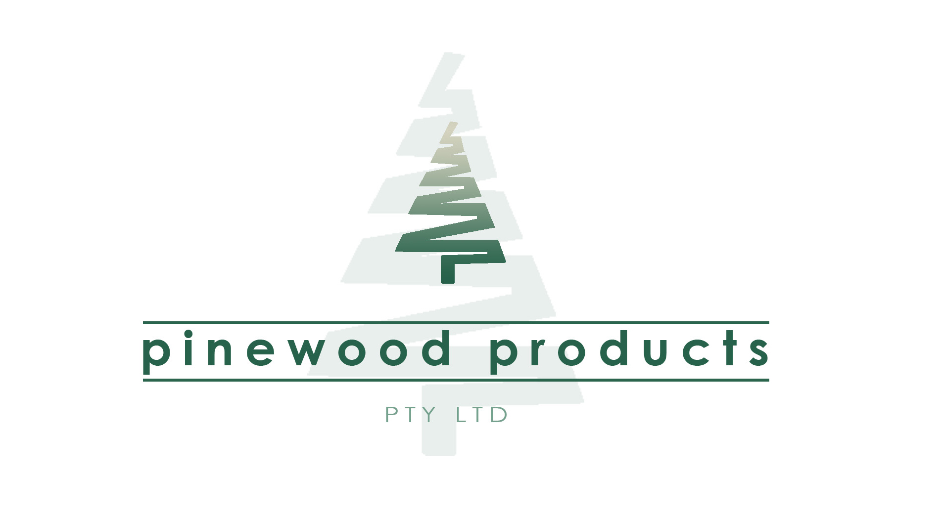 PINEWOOD PRODUCTS LOGO