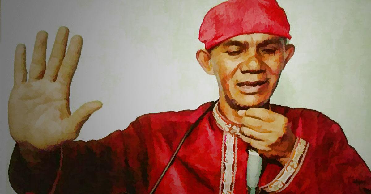 Muda Balia Manggeng, Putra Mak Lapee foto koleksi pribadi hikayataceh.com