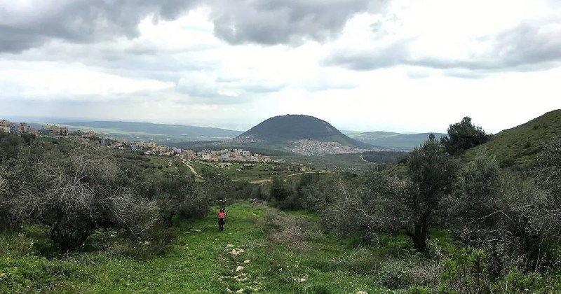 Hiking the Galilee and the Golan Heights