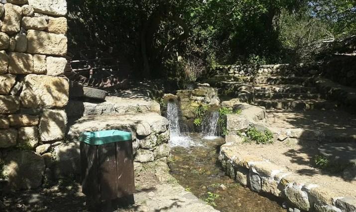 Magical spot along the Banyas