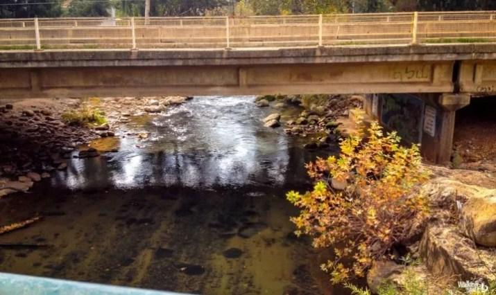 Bridge on the Jordan River