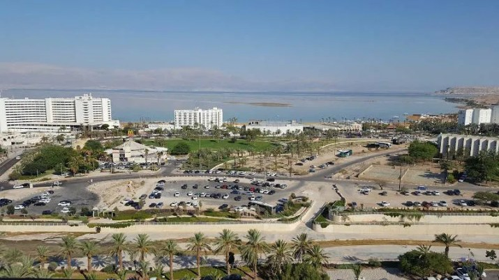 Ein-Bokek Dead-Sea hotels resort area
