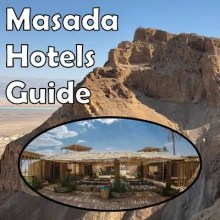 Masada Hotels Guide