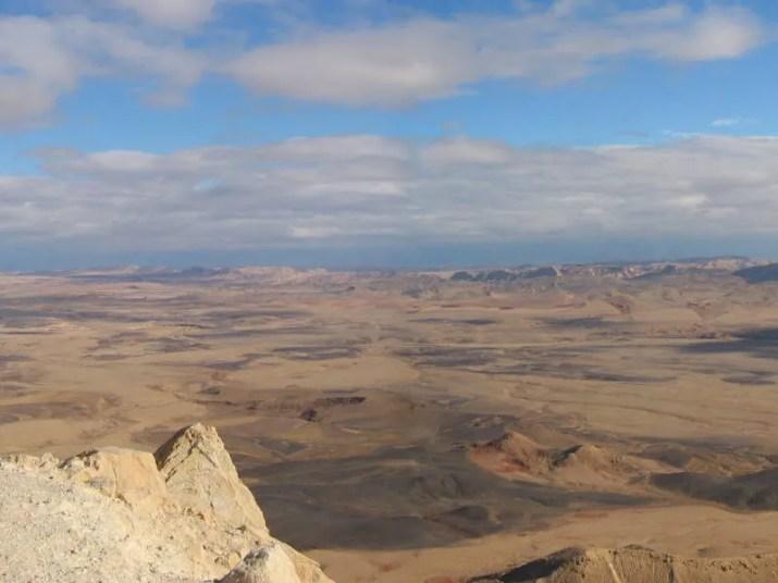 Makhtesh Ramon Panorama