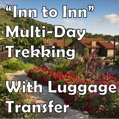 Multi day trekking with luggage transfer
