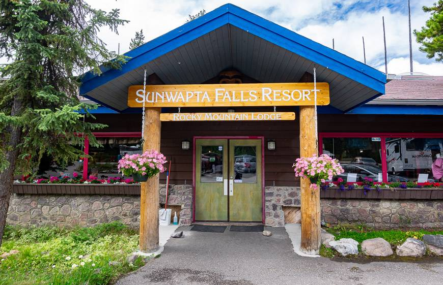 Where to eat on the Icefields Parkway
