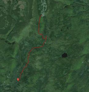 Bald Mountain Satellite