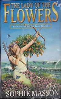 THE LADY OF THE FLOWERS (THE LAY LINES TRILOGY #2)
