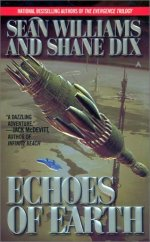 ECHOES OF EARTH (THE ORPHANS TRILOGY, BOOK 1)