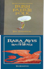 SOME OF THE LESSER KNOWN IRISH FAERIE FOLK & RARA AVIS OF THE SEA OF MOYLE