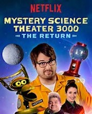 MYSTERY SCIENCE THEATRE 3000: THE RETURN *mini review*