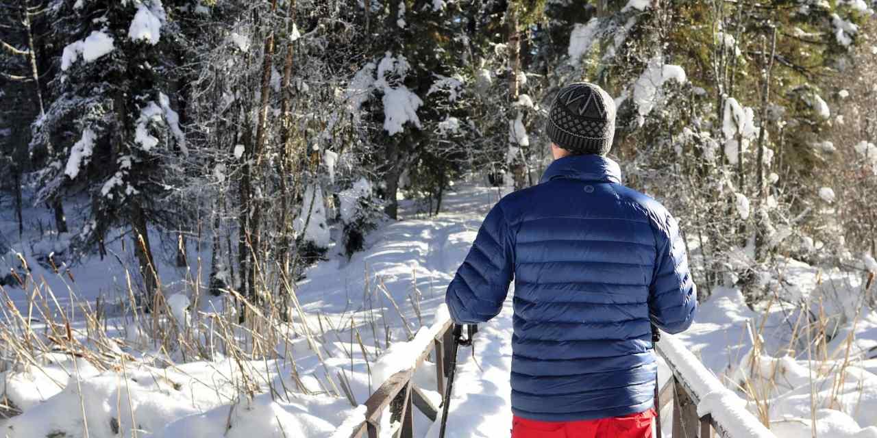Isobel Lake Loop Snowshoe