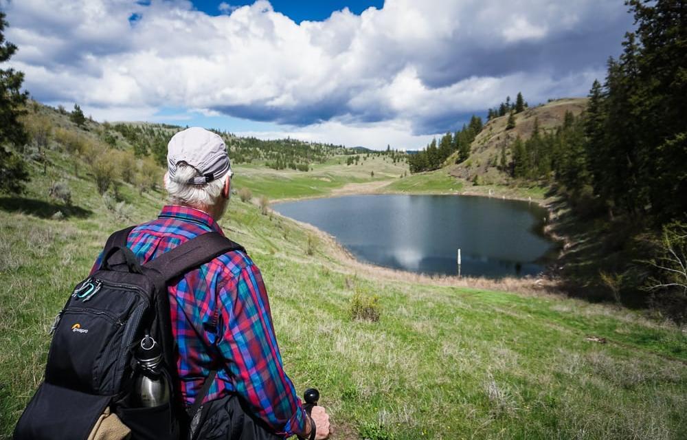 Deep Lake Extended Loop