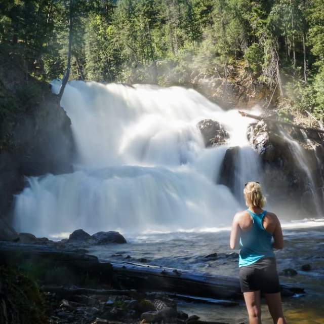 Albas Falls
