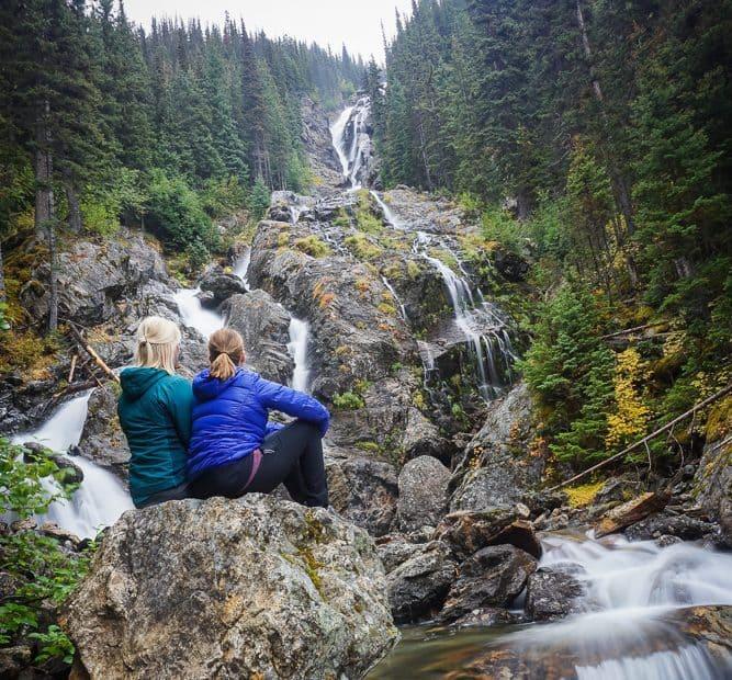 Silvertip Falls