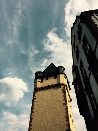 Freudenberg am Main Freudenburg Nibelungensteig Miltenberg