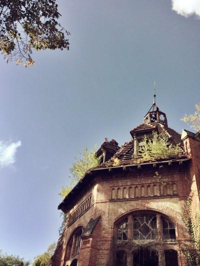 Großer Seddiner See Beelitz Heilstätten